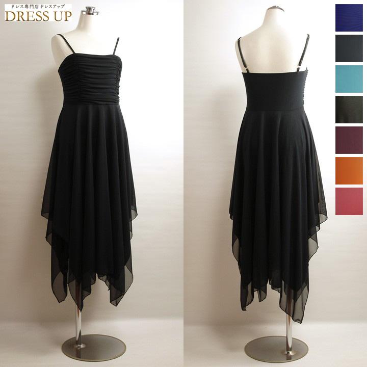 ミニ・ミディアムドレス