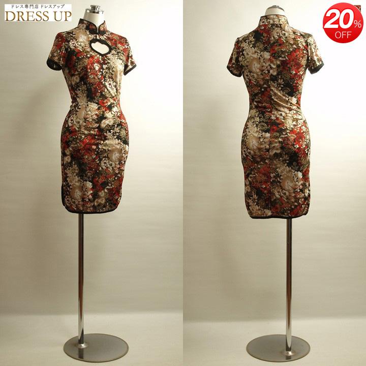 セールチャイナドレス